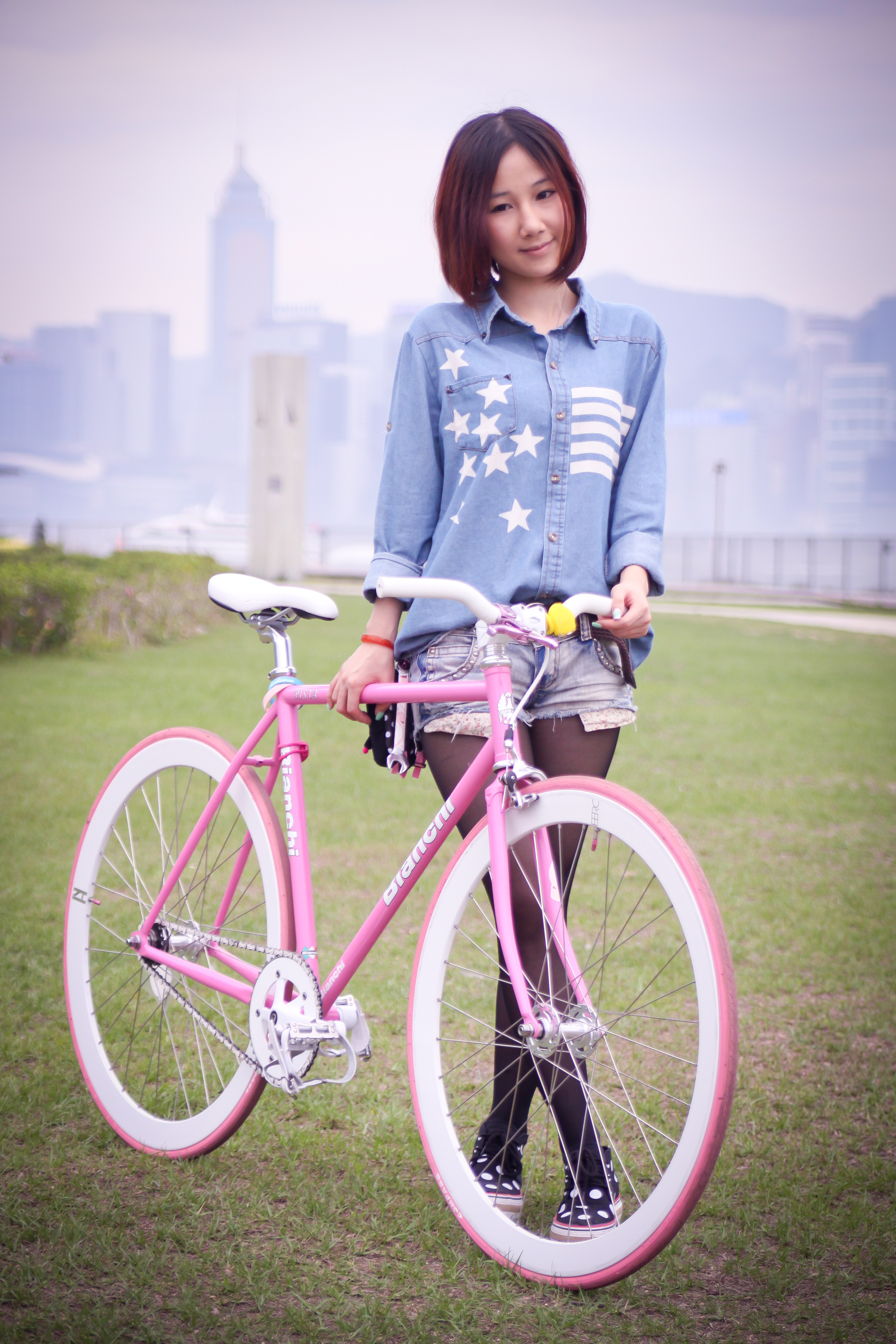 March  2013  Fixielicious  Hong Kong Fixed Gear Girl-1644