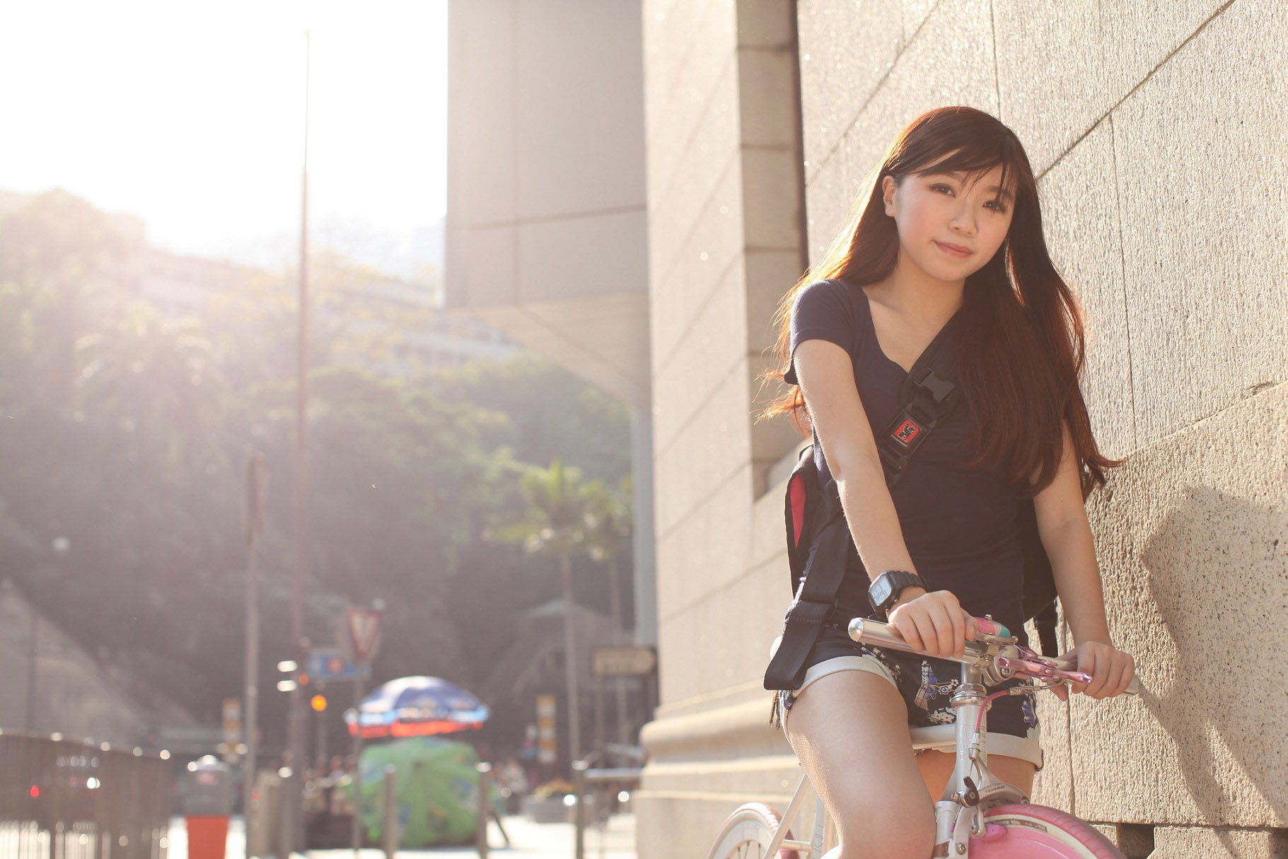Peloton NJS | Fixielicious ~ Hong Kong Fixed Gear Girl